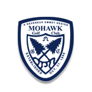 Logo of golf course named Mohawk Golf Club