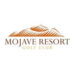 Logo of golf course named Mojave Resort Golf Club