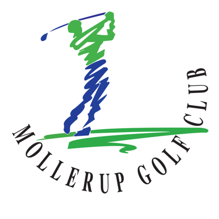Logo of golf course named Mollerup Golf Club