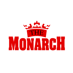 Logo of golf course named Monarch Golf Club at Royal Highlands