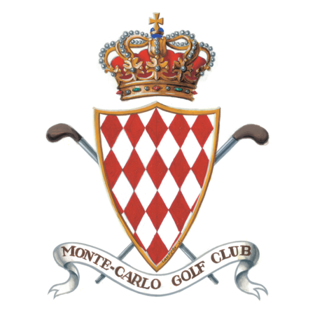 Logo of golf course named Monte-Carlo Golf Club