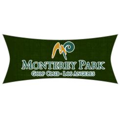 Logo of golf course named Monterey Park Golf Course