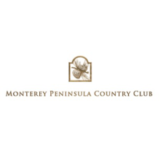 Logo of golf course named Monterey Peninsula Country Club - The Dunes