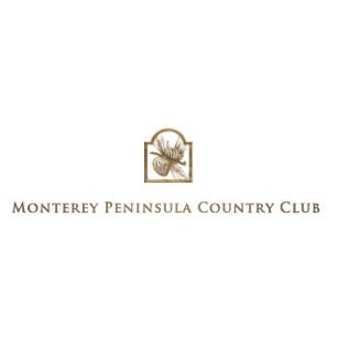 Logo of golf course named Monterey Peninsula Country Club - The Shore