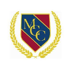 Logo of golf course named Montgomery Country Club