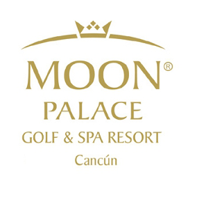 Logo of golf course named Moon Spa and Golf Club