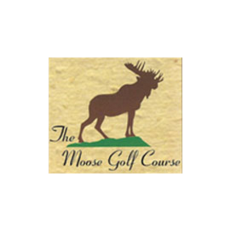 Logo of golf course named Moose Golf Course
