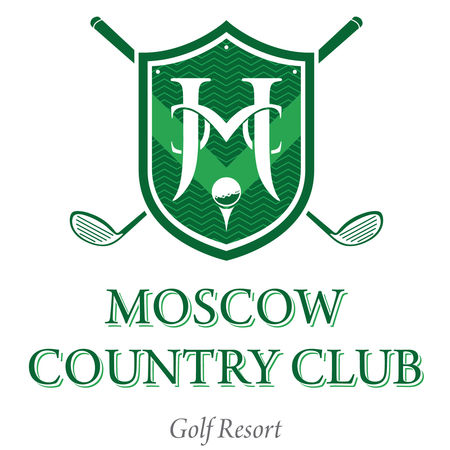 Logo of golf course named Moscow Country Club Golf Resort