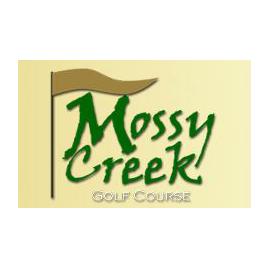 Logo of golf course named Mossy Creek Golf Club