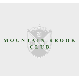 Logo of golf course named Mountain Brook Club