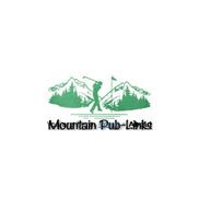Logo of golf course named Mountain Pub-Links Golf Course
