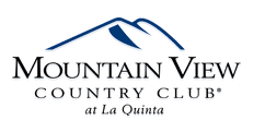 Logo of golf course named Mountain View Country Club