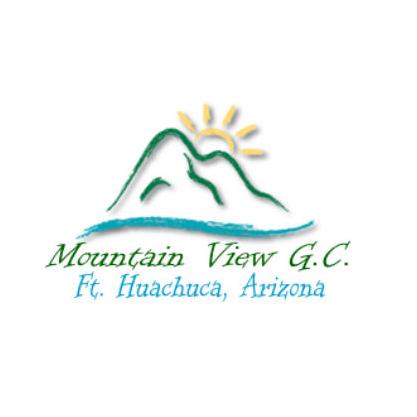 Logo of golf course named Mountain View Golf Course