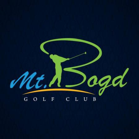 Logo of golf course named Mt Bogd Golf Club