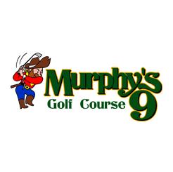 Logo of golf course named Murphys 9 Golf Course
