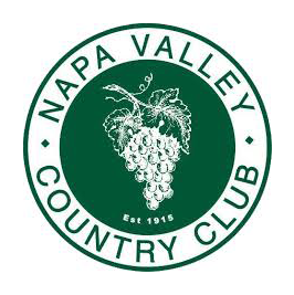 Logo of golf course named Napa Valley Country Club