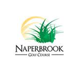 Logo of golf course named Naperbrook Golf Course