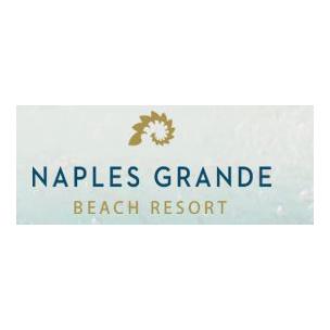 Logo of golf course named Naples Grande Golf Club