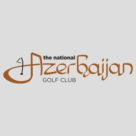 Logo of golf course named National Azerbaijan Golf Club