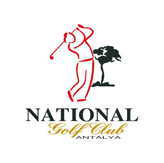 Logo of golf course named National Golf Club