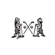 Logo of golf course named National Golf Links of America