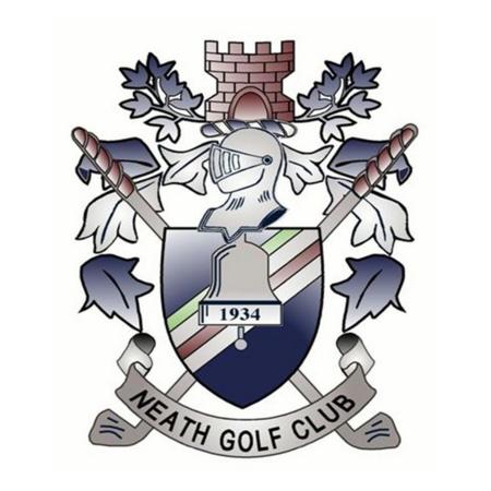 Logo of golf course named Neath Golf Club