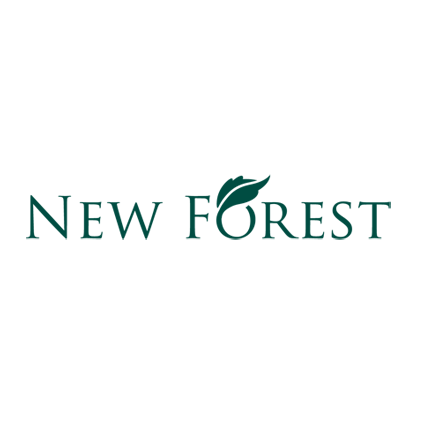 Logo of golf course named New Forest Golf Club