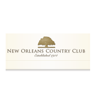 Logo of golf course named New Orleans Country Club