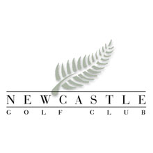 Logo of golf course named Newcastle Golf Club