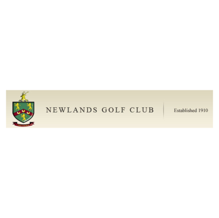 Logo of golf course named Newlands Golf Club