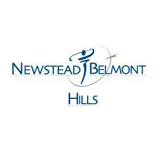 Logo of golf course named Newstead Belmont Hills Golf Club