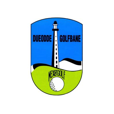 Logo of golf course named Nexo Golf Club - Dueodde