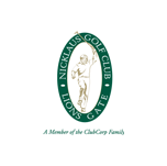 Logo of golf course named Nicklaus Golf Club at Lionsgate