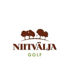 Logo of golf course named Niitvaja Golf Course