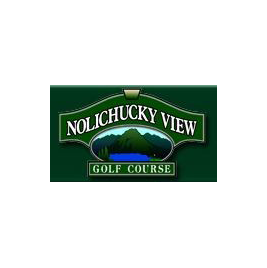 Logo of golf course named Nolichucky View Golf Club