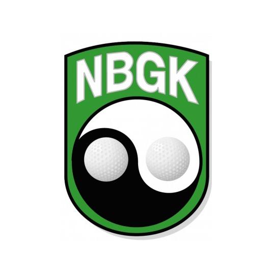 Logo of golf course named Nordbornholms Golf Club