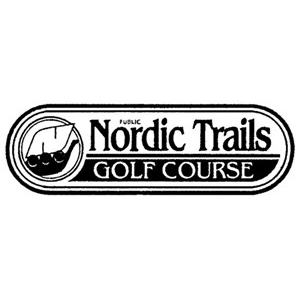 Logo of golf course named Nordic Trails Golf Course