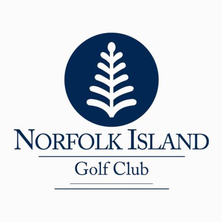 Logo of golf course named Norfolk Island Golf Club
