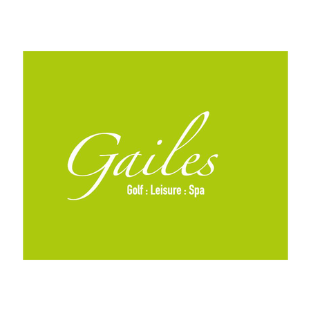 Logo of golf course named North Gailes Golf Club