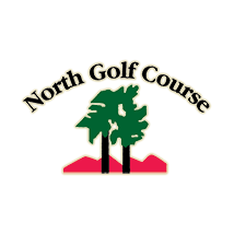 Logo of golf course named North Golf Course