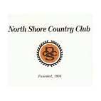 Logo of golf course named North Shore Country Club