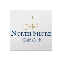 Logo of golf course named North Shore Golf Course