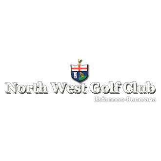 Logo of golf course named North West Golf Club