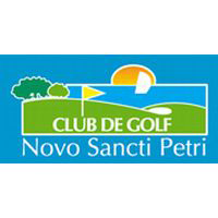 Logo of golf course named Novo Sancti Petri Golf