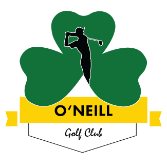 Logo of golf course named O'Neill Country Club