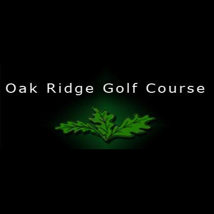 Logo of golf course named Oak Ridge Golf Course