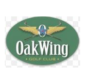 Logo of golf course named Oak Wing Golf Course