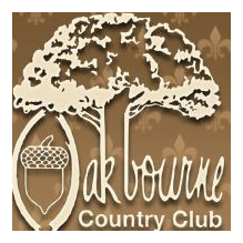 Logo of golf course named Oakbourne Country Club