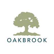 Logo of golf course named Oakbrook Golf Club