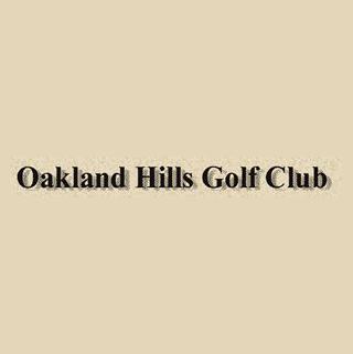 Logo of golf course named Oakland Hills Golf Club